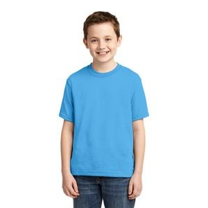 Jerzees� Dri-Power� Active 50/50 Cotton/Poly Youth T-Shirt
