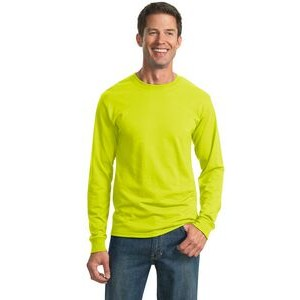 Jerzees® Dri-Power® Active 50/50 Cotton/Poly Long Sleeve T-Shirt