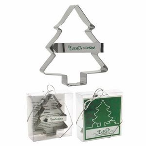 Metal Tree Cookie Cutter