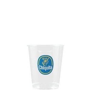 5 oz Clear Hard Plastic Cup