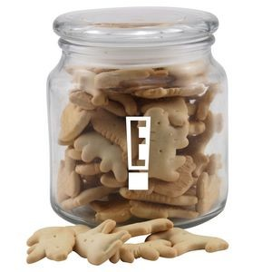 Jar w/Animal Crackers