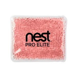 Pink Hot/Cold Rectangular Gel Pack
