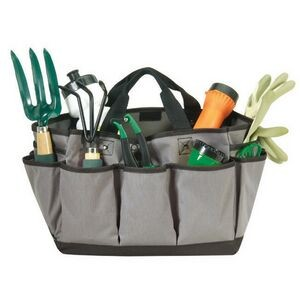 Polyester Deluxe Gardening Tote Bag