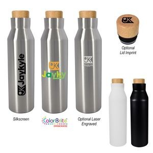 21 Oz. Baja Stainless Steel Bottle