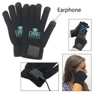 Touchscreen Gloves With Wireless Technology