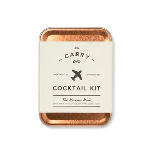 W&P Moscow Mule Carry On Cocktail Kit - Copper