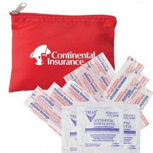 Economy First Aid Kit - No Internal Meds