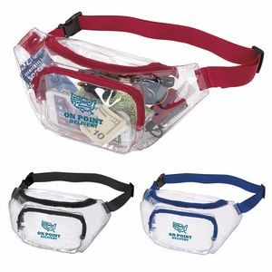 GoodValue® Clear Fanny Pack