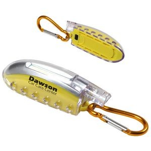 Lookout 3-in-1 Safety Whistle + COB Light + Carabiner