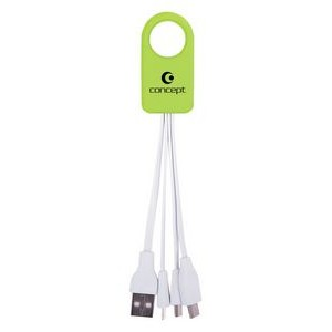 Power-Up Squid 3-in-1 Charging Cable