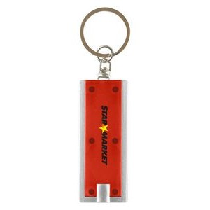 Turbo Flashlight Key Chain (Direct Import-10 Weeks Ocean)