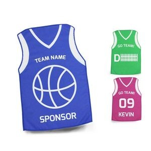 Basketball Jersey Cooling Towel (Priority)